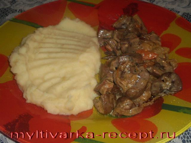 Почки свиные (пошаговый рецепт с фото) Кулинарный 81