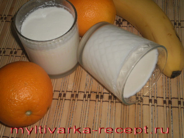 Рецепты йогуртов в мультиварке филипс