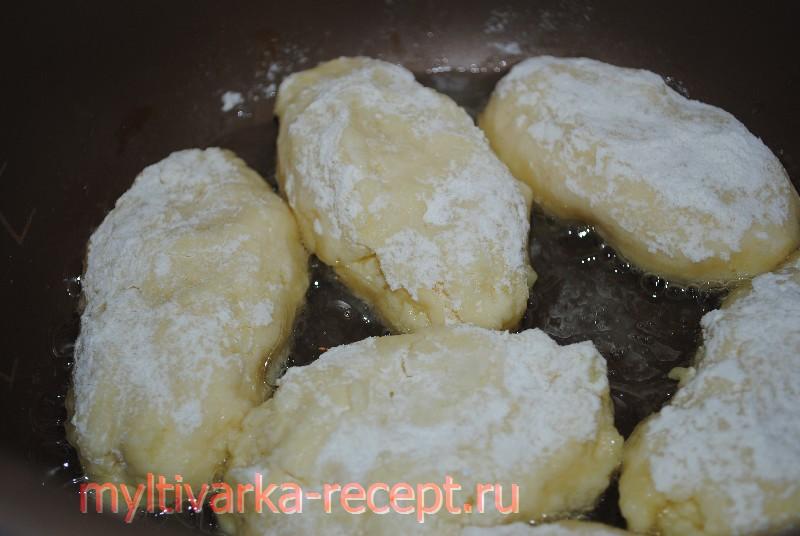 Картофельные зразы с яйцом в мультиварке рецепт