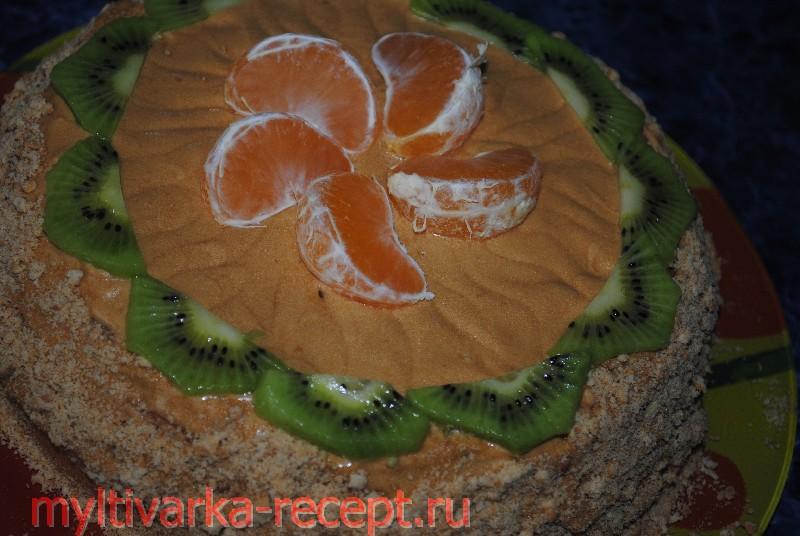 Вкусный торт в мультиварке филипс 3039