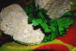 Домашняя куриная колбаса в мультиварке Филипс